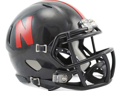 Nebraska Cornhuskers Speed Mini Helmet