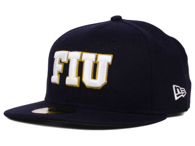 Florida International Golden Panthers New Era NCAA AC 59FIFTY Cap