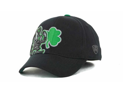 Notre Dame Fighting Irish Top of the World NCAA Clutch Black Cap