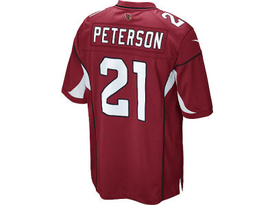 Arizona Cardinals Patrick Peterson Nike NFL Men's Game Jersey