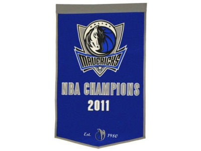 Dallas Mavericks Winning Streak Dynasty Banner