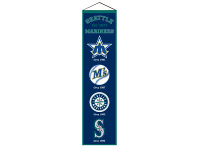 Seattle Mariners Heritage Banner