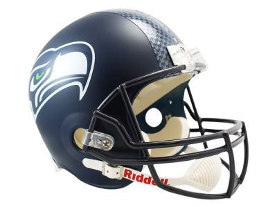 Seattle Seahawks NFL Deluxe Replica Helmet