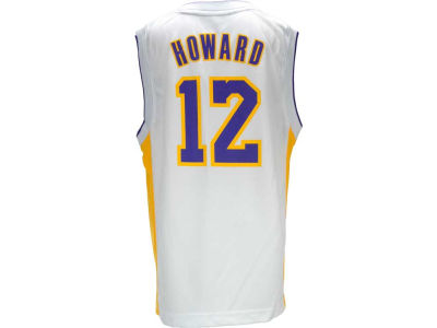 Los Angeles Lakers Dwight Howard NBA Youth Revolution 30 Hardwood Classics Jersey