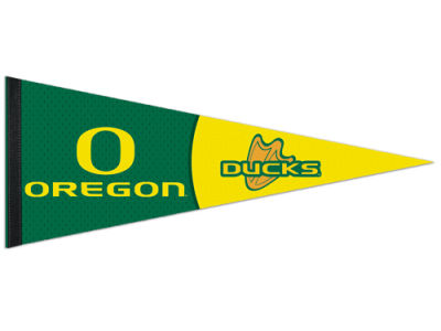 Oregon Ducks 12x30in Pennant