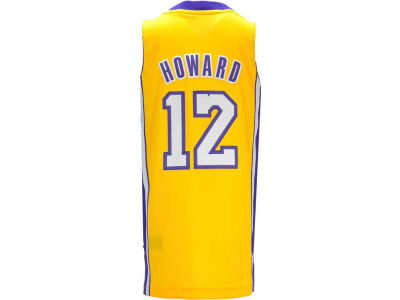 Los Angeles Lakers Dwight Howard NBA Youth Revolution 30 Swingman Jersey