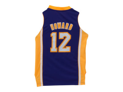 Los Angeles Lakers Dwight Howard NBA Replica Jersey