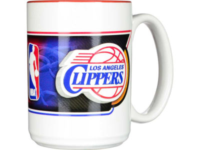 Los Angeles Clippers 15oz. Two Tone Mug