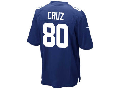 New York Giants Victor Cruz Nike NFL Youth Game Jersey