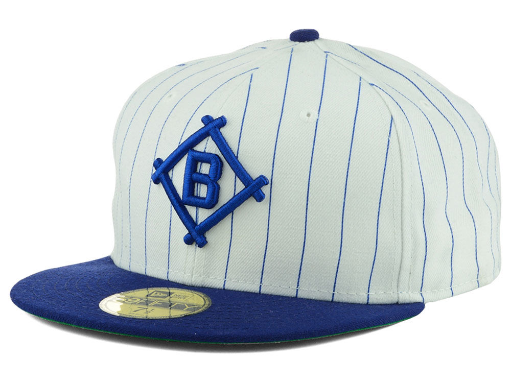 1b1d52d14e72f Brooklyn Dodgers New Era MLB NEFS Basic 59FIFTY Cap