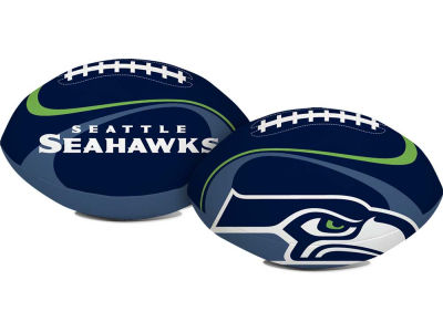 Seattle Seahawks Softee Goaline Football 8inch