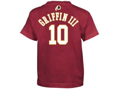 Washington Redskins Robert Griffin III NFL Youth Player T-Shirt