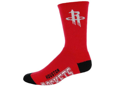 Houston Rockets Deuce Crew 504 Socks