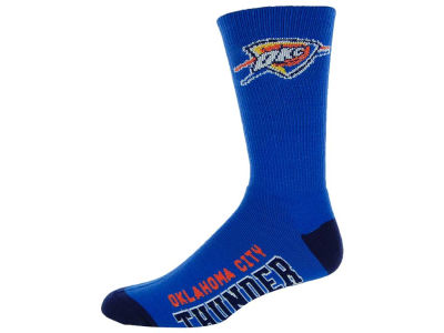 Oklahoma City Thunder Deuce Crew 504 Socks