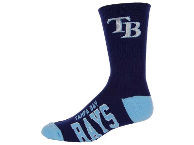Tampa Bay Rays For Bare Feet Deuce Crew 504 Socks
