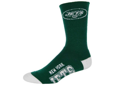 New York Jets Deuce Crew 504 Socks
