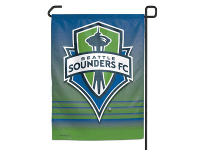 Seattle Sounders FC 11x15 Garden Flag