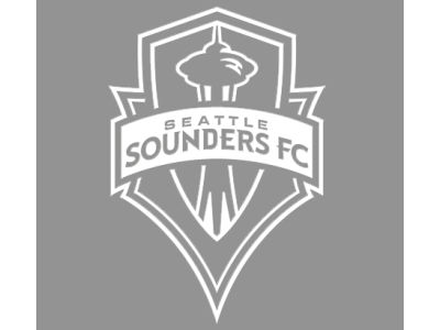 "Seattle Sounders FC Die Cut Decal 8""x8"""