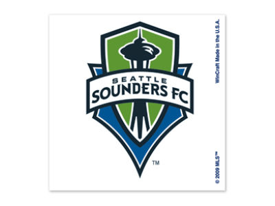 Seattle Sounders FC Tattoo 4-pack