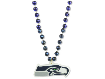 Seattle Seahawks Team Logo Beads-Rico