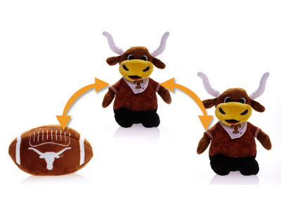 Texas Longhorns NCAA Flip Outs Plush