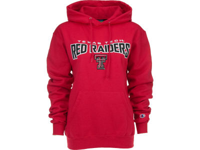 Texas Tech Red Raiders NCAA Champion Twill Powerblend Hoodie