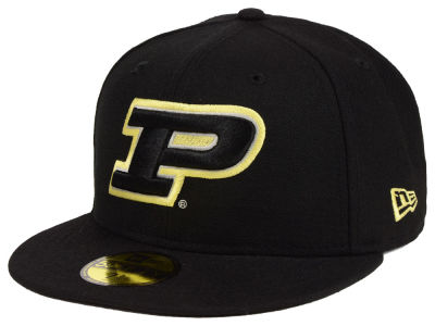 Purdue Boilermakers New Era NCAA AC 59FIFTY Cap