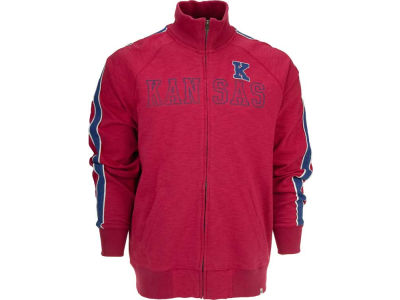 Kansas Jayhawks '47 NCAA Tradition Track Jacket