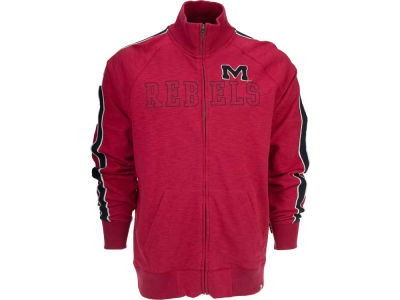 Ole Miss Rebels '47 NCAA Tradition Track Jacket