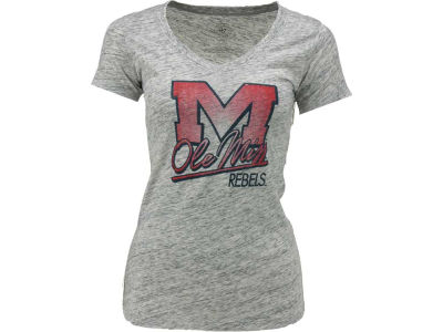 Ole Miss Rebels NCAA Womens Crush T-Shirt
