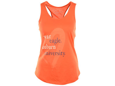 Auburn Tigers NCAA Womens Pipper Tank