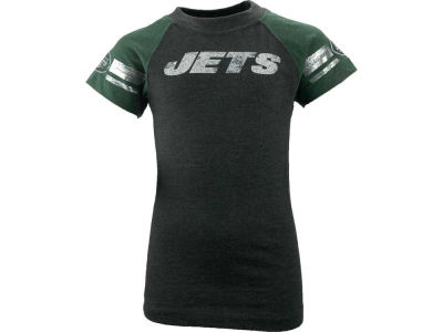 New York Jets NFL Toddler Girls Fashion Jersey