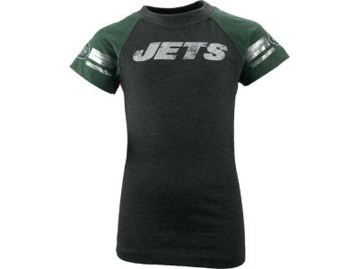 New York Jets NFL Youth Girls Fashion Jersey