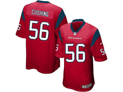 Houston Texans Brian Cushing Nike NFL Men's Game Jersey