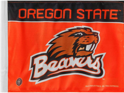 Oregon State Beavers Car Flag