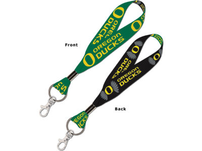 Oregon Ducks Lanyard Key Strap