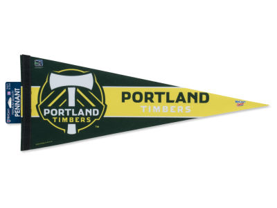 Portland Timbers 12x30in Pennant