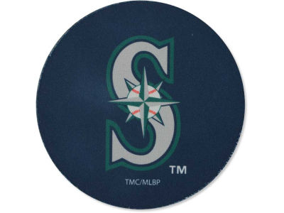 Seattle Mariners 4-pack Neoprene Coaster Set