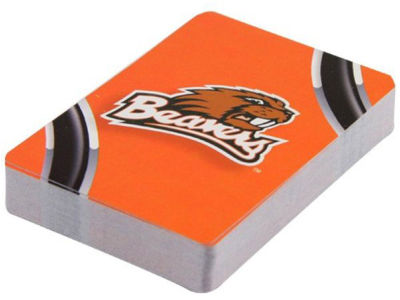 Oregon State Beavers Playing Cards