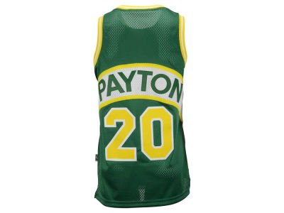Seattle SuperSonics Gary Payton adidas NBA Retired Player Swingman Jersey