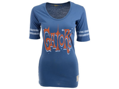 Florida Gators NCAA Dr Ladies Stripe T-Shirt