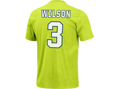 Seattle Seahawks Russell Wilson NFL Men's Eligible Receiver T-Shirt