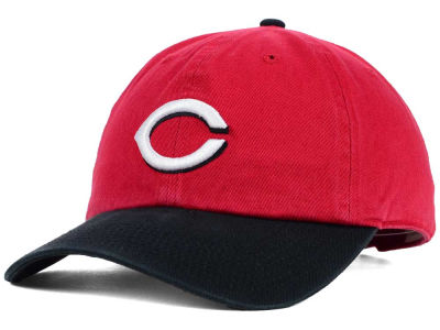 Cincinnati Reds '47 MLB On-Field Replica '47 CLEAN UP Cap