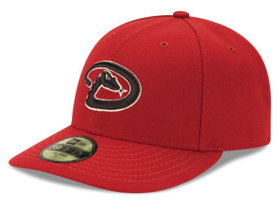 Arizona Diamondbacks New Era MLB AC LC 59FIFTY Cap