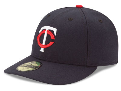 Minnesota Twins New Era MLB Low Profile AC Performance 59FIFTY Cap
