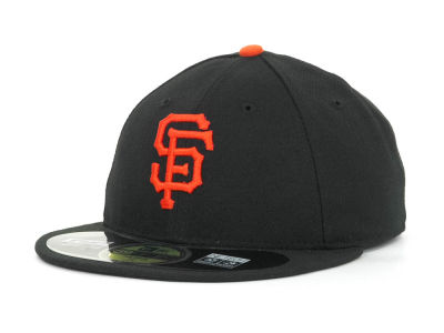 San Francisco Giants New Era MLB Low Profile AC Performance 59FIFTY Cap