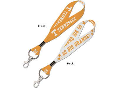 Tennessee Volunteers Lanyard Key Strap
