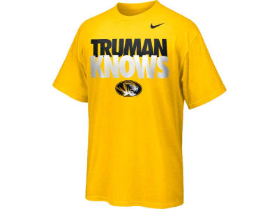 Missouri Tigers Nike NCAA Mascot Knows T-Shirt