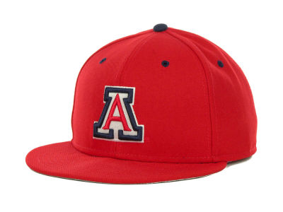 Arizona Wildcats Nike NCAA Wool True College Fitted Cap
