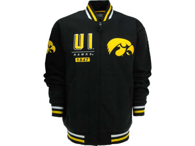 Iowa Hawkeyes NCAA Block Fleece Jacket